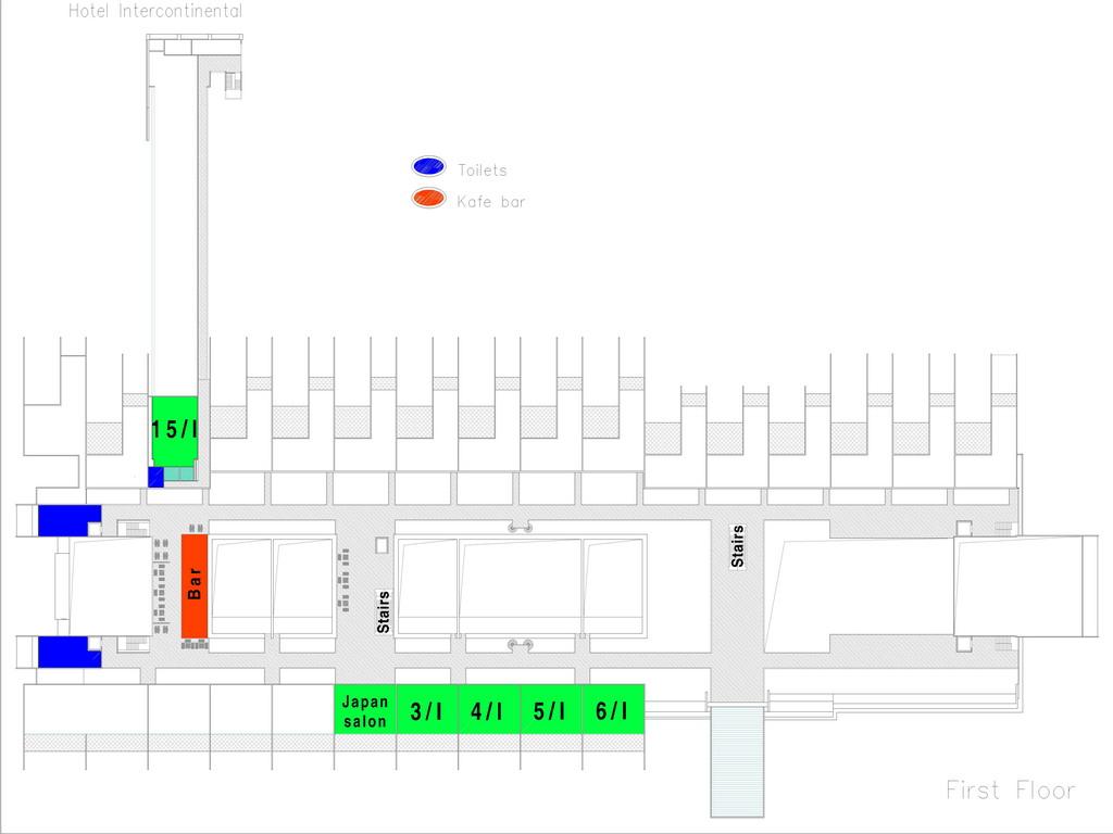 sava centar mapa Floor Plans | TELFOR 2013 sava centar mapa
